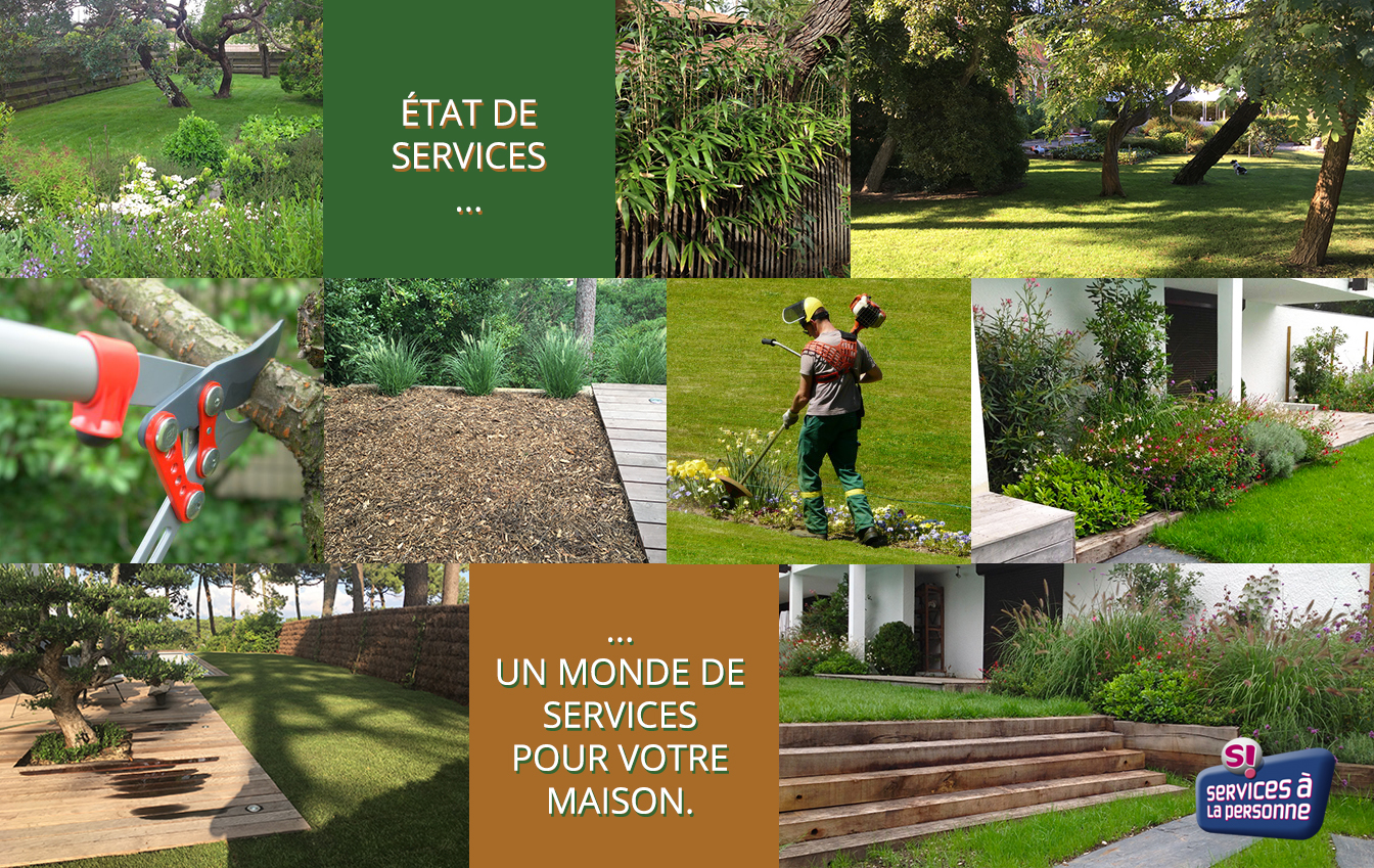 offre jardinier paysagiste